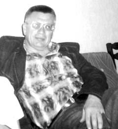 Владимир Крамаренко в сауне