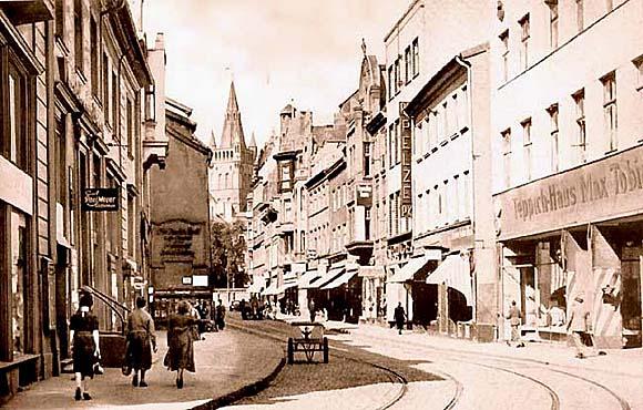 Французская улица, 1935 год