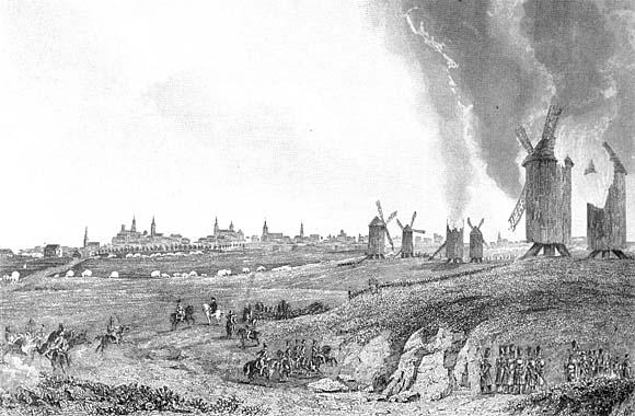 Оккупация Кёнигсберга армией Наполеона, 1807 год