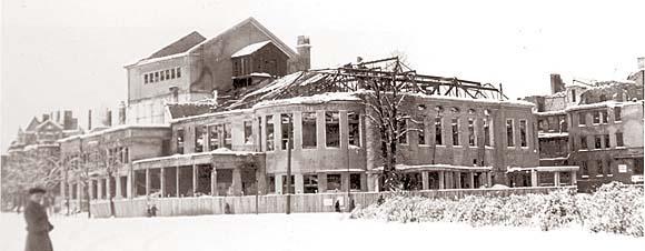 Драматический театр в 1948 году