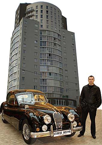 С машинами у Андрея Жигаря никогда не было проблем