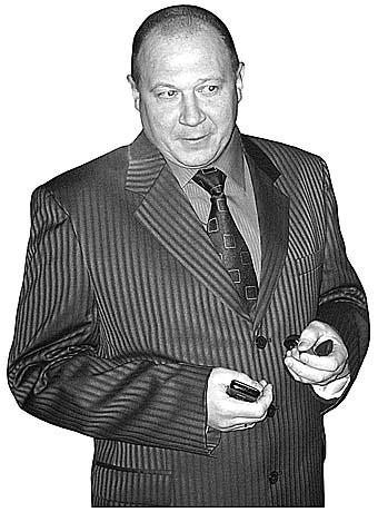 Полковник милиции Сергей Малофеев