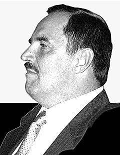 Начальник управления охотничьего и лесного хозяйства Калининградской области В. Зинык