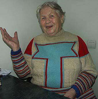 Нелли Бондарева