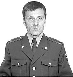 Юрий Землянский. Милиционеры не защитили своего товарища