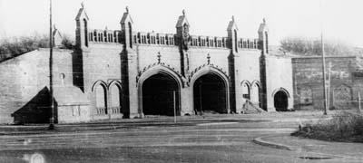 Фридландские ворота, 1952 год