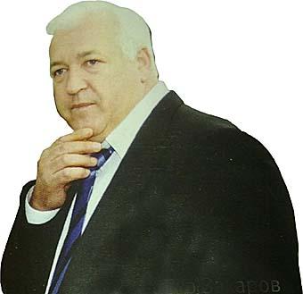 "Виктор Захаров, директор и хозяин ""Мерседес-центра"" в Калининграде"