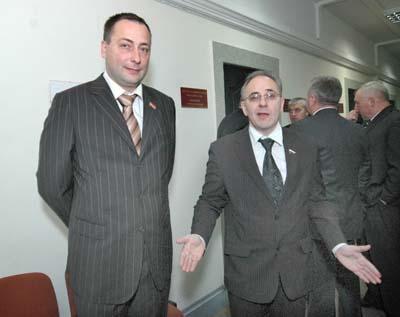 Константин Дорошок и Соломон Гинзбург: 2% в кармане