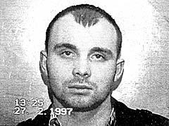 Фрагмент видеозаписи во время задержания О. Рассолова. Материал предоставлен УБОП УВД Калининградской области