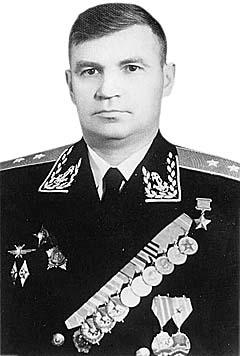 Генерал Гуляев