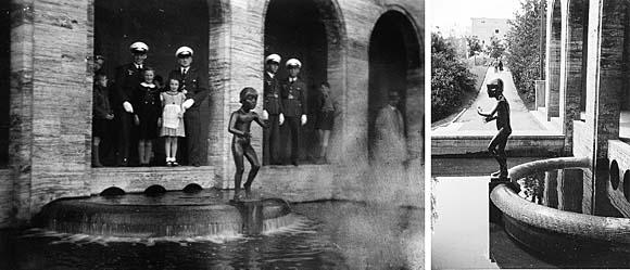 'Мальчик' Брахерта был установлен в 1930 году
