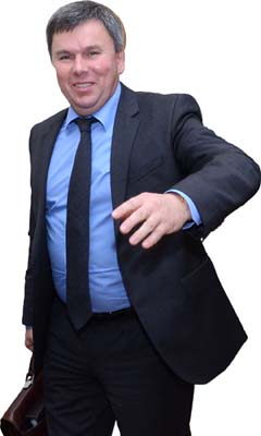 Сергей Подольский глава Гурьевского района