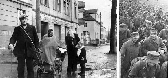 Кёнигсберг беженцы