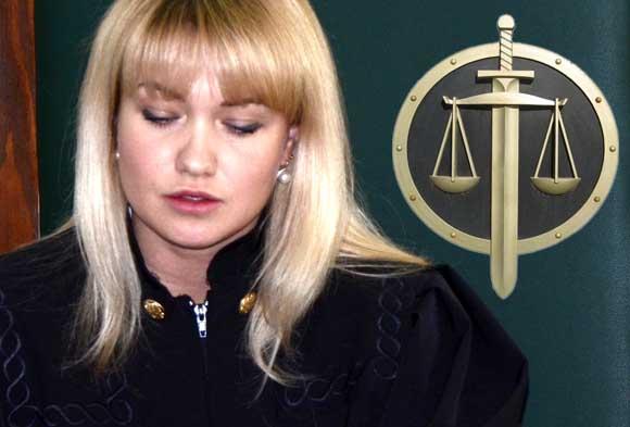 судья Лилия Алиева Калининград