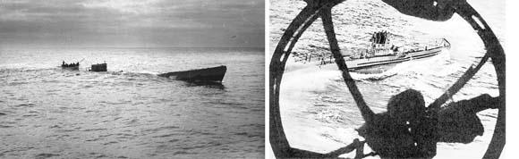 ПОСЛЕДНЯЯ ЖЕРТВА ИЗ КЁНИГСБЕРГА. Подводная лодка U-320 затонула 10 мая 1945 года