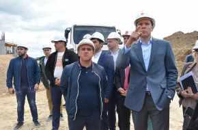 В ОНКОЦЕНТРЕ ТИХО КАК НА КЛАДБИЩЕ. Губернатор Алиханов скрывает информацию о строительстве