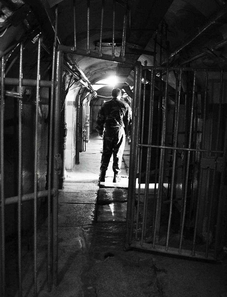 российская тюрьма