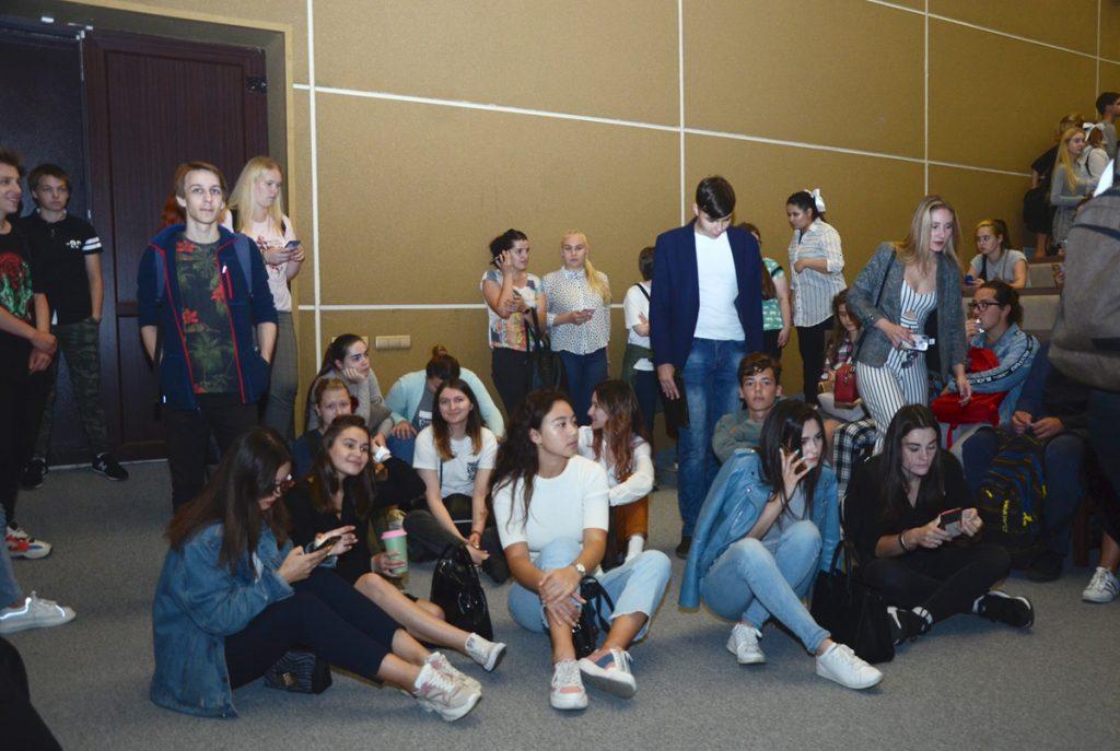 Студенты БФУ Канта