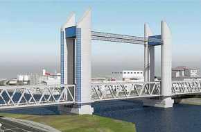 ТРЕБУЮТСЯ САПЁРЫ ВЕРМАХТА. У чиновников нет денег на снос двухъярусного моста