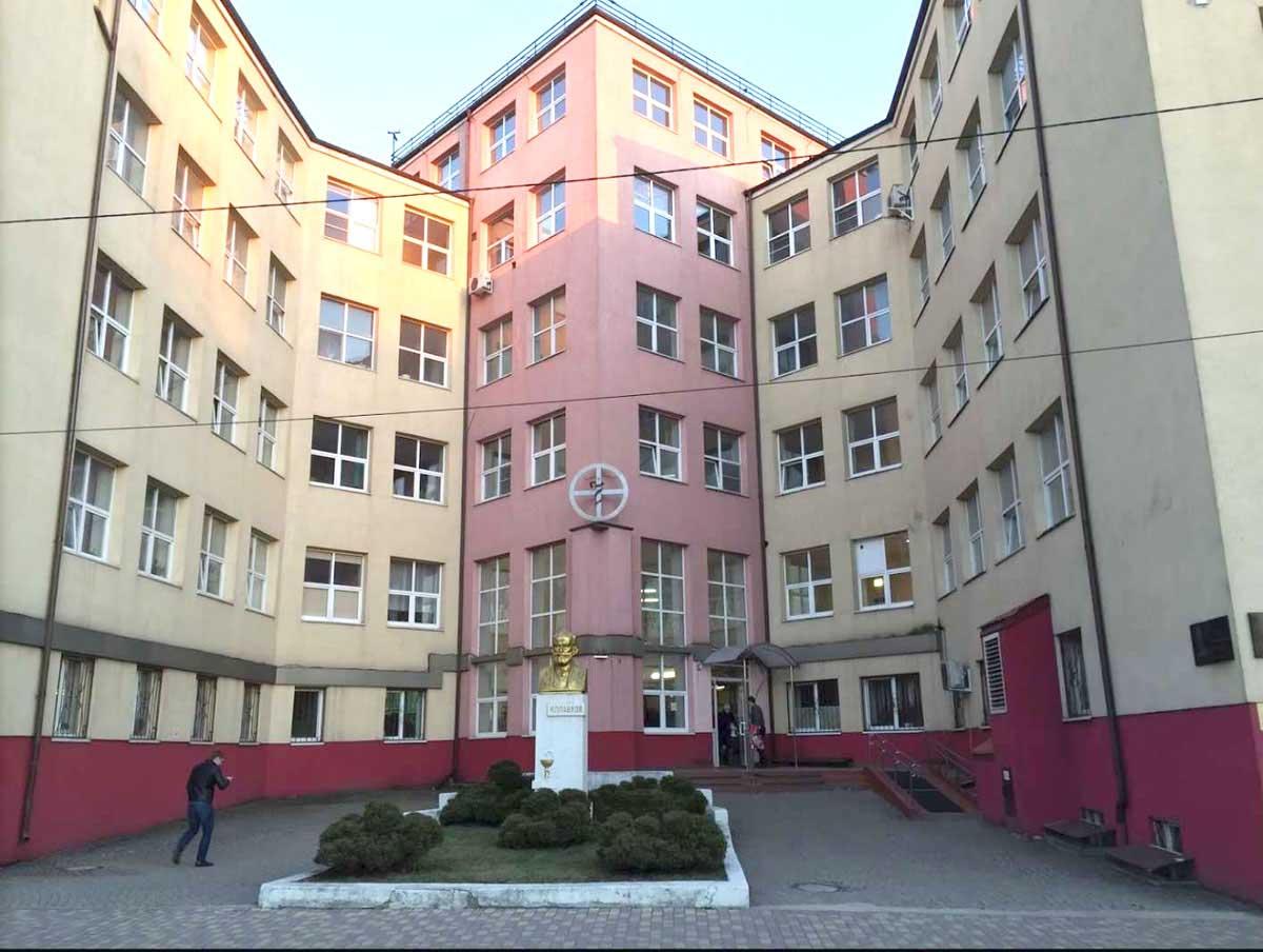 Калининградская областная клиническая больница коронавирус