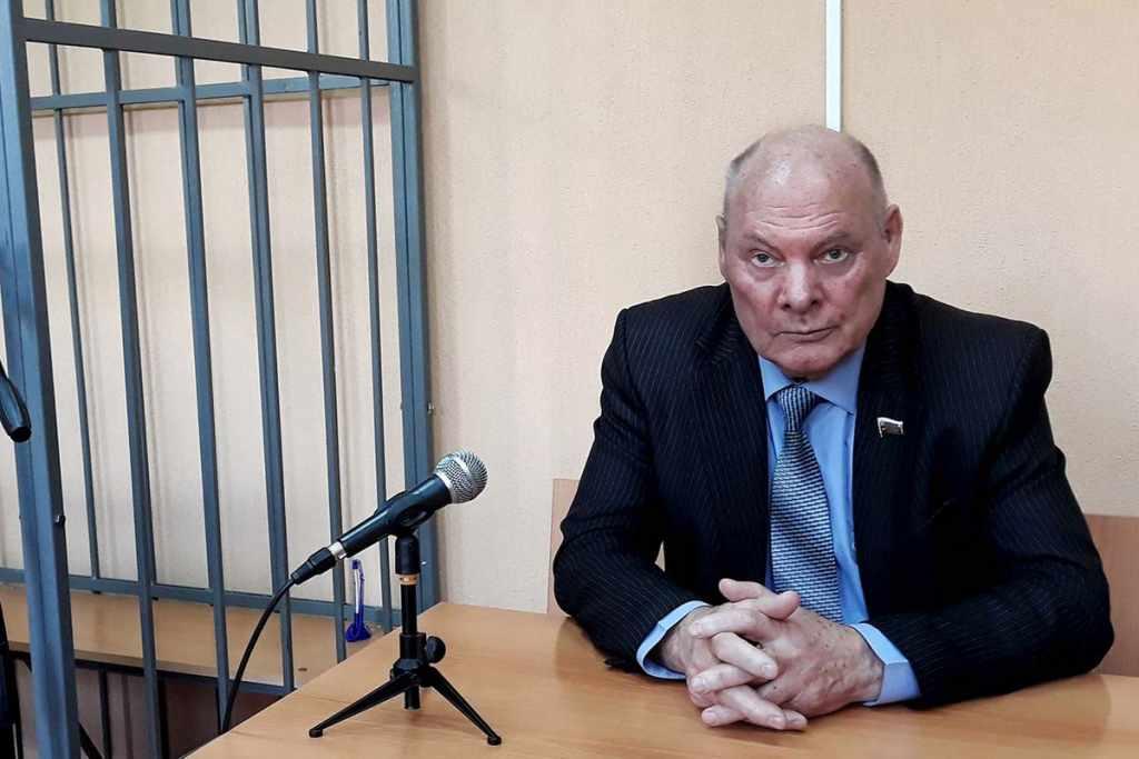 генерал Борис Косенков