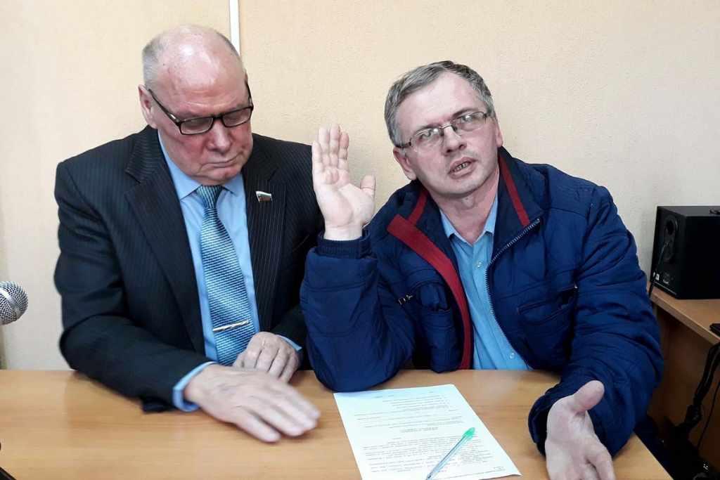 подсудимый генерал Косенков