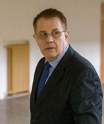 Виктор Леденёв генерал СК Калининград