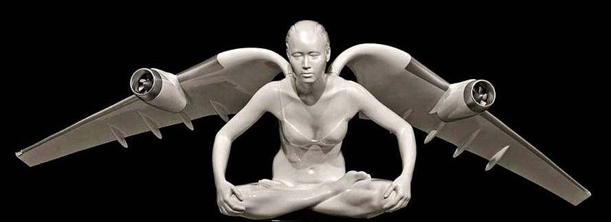 крылья статуэтка