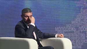 Губернатор Осипов плачет