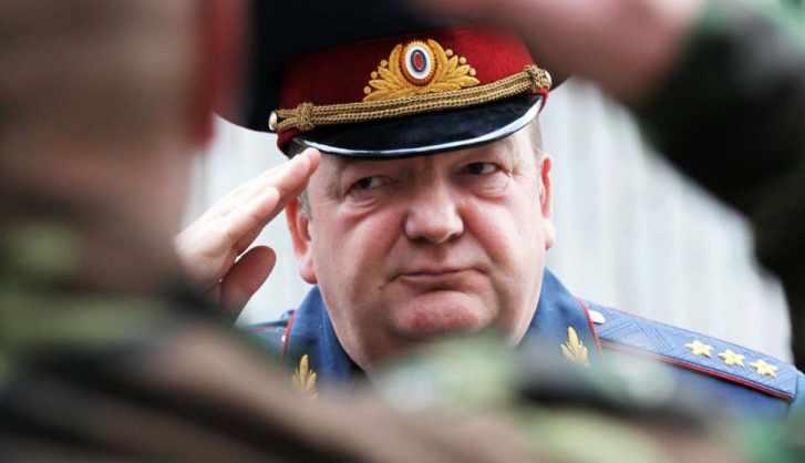 ГЕНЕРАЛ-ТЮРЕМЩИК ВОРОВАЛ МИЛЛИАРДЫ. Но директора ФСИН России сдал любимый заместитель