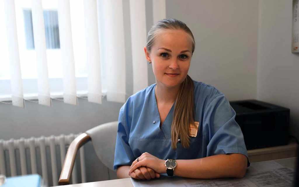 Татьяна Рыжикова врач