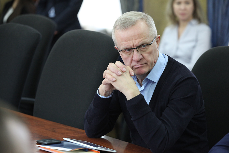 Леонид Степанюк депутат