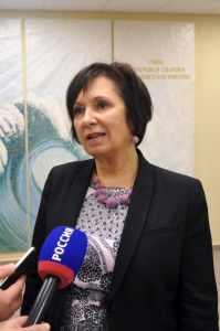 Анне Ламмила консул Финляндии