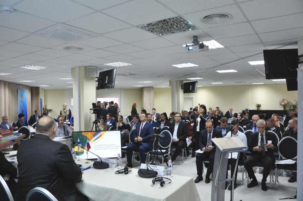 деловая встреча с финскими компаниями в г. Калининград