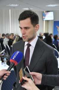 Олег Ступин министр экологии