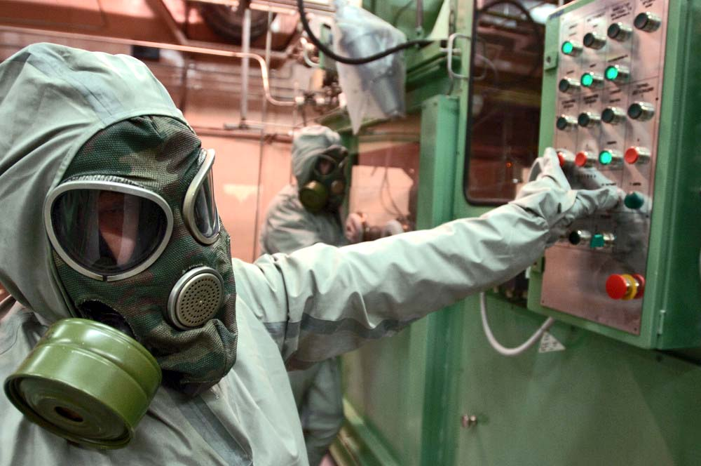 АЭС радиация