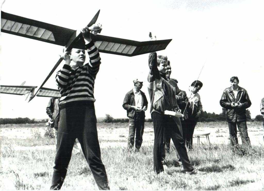 соревнования по авиамоделированию