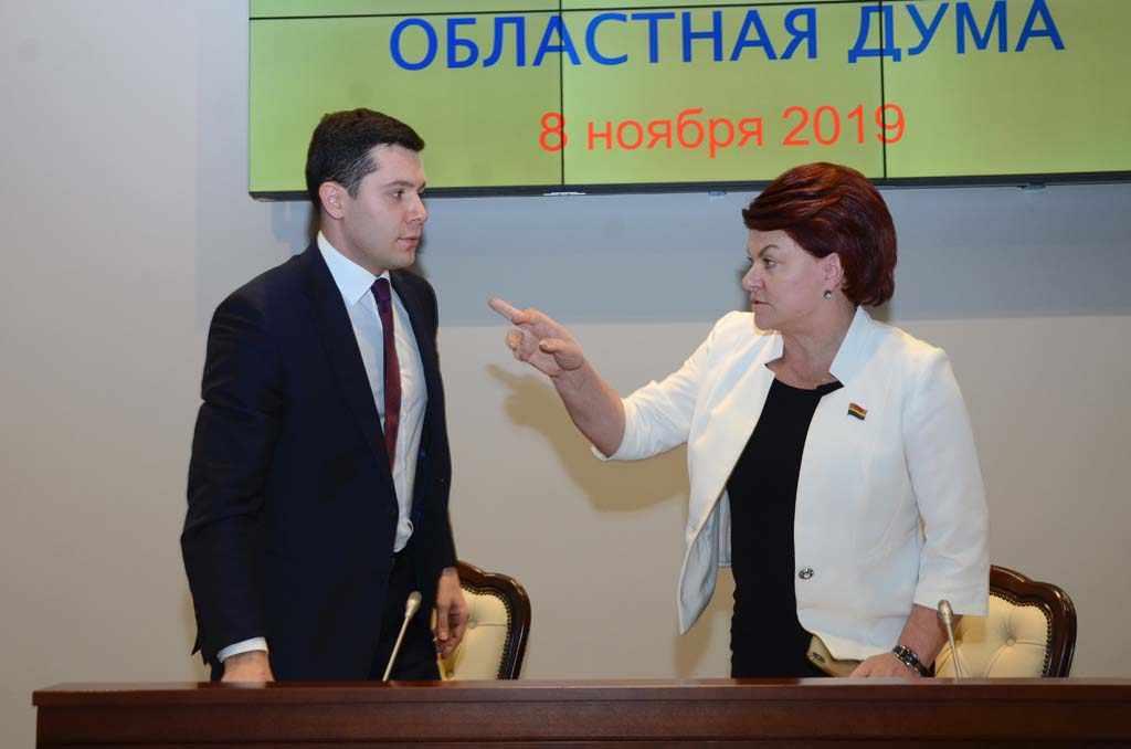 Алиханов Оргеева областная Дума