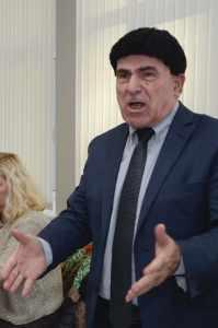 Аскеров Насиб Адалат Оглы Правдинск