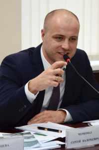 министр строительства и ЖКХ Сергей Черномаз