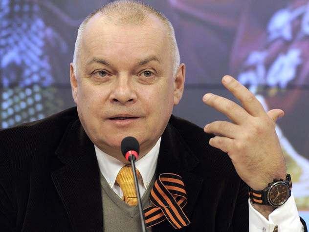 Дмитрий Киселёв телеведущий Георгиевская лента