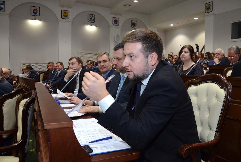 Евгений Мишин ЛДПР областная Дума