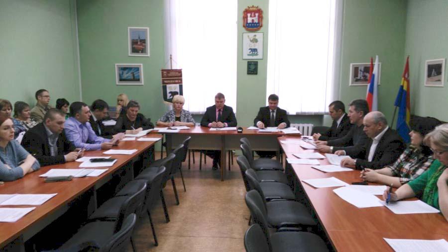 Совет депутатов Черняховска