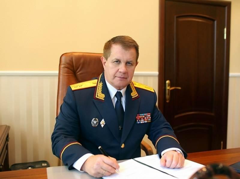 генерал СК Виктор Леденёв