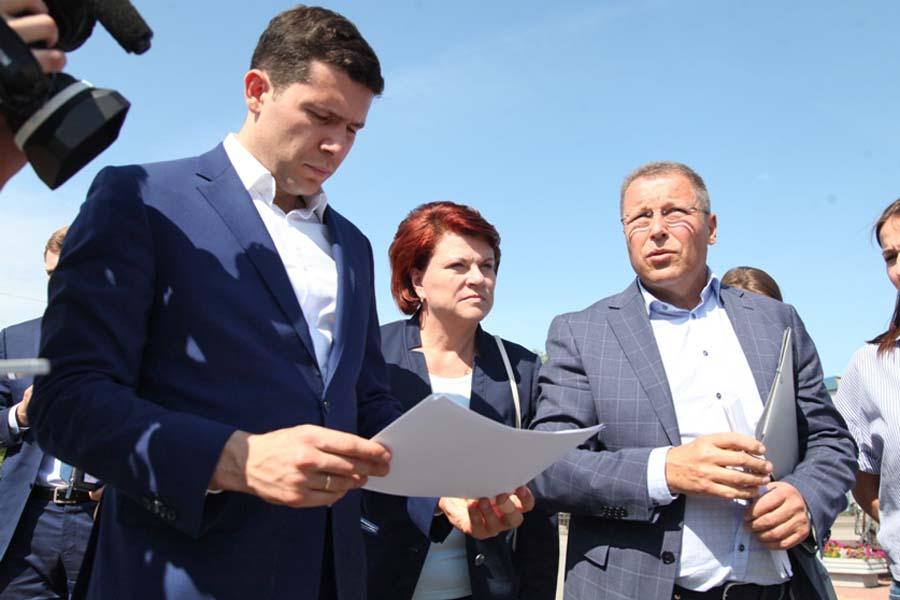 Алиханов, Оргеева, Чубарев