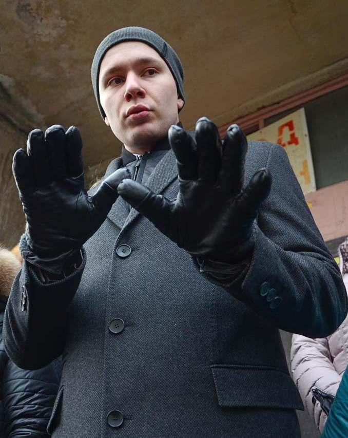 губернатор Алиханов умывает руки