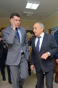губернатор Алиханов работает на ФСБ