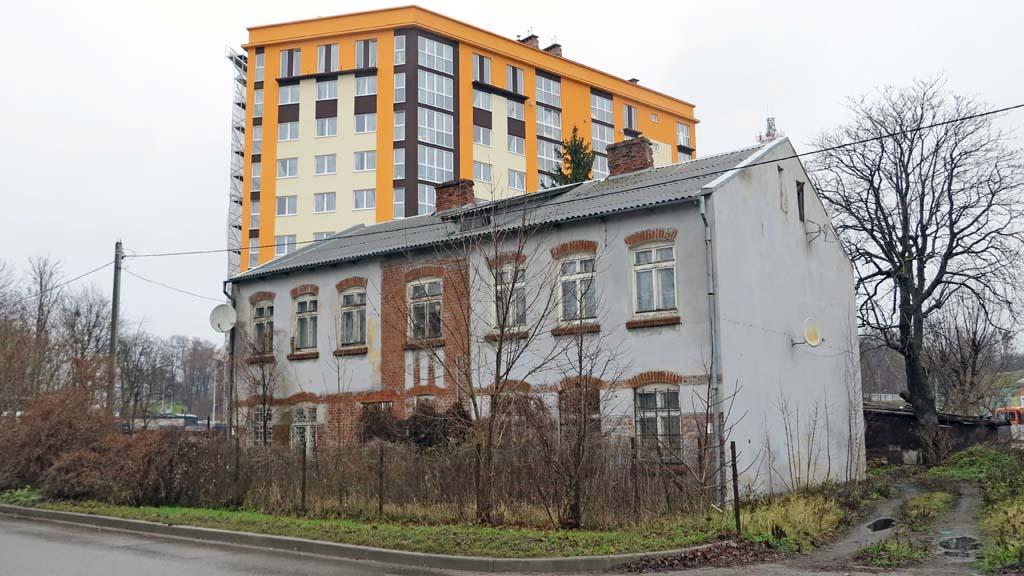 Калининград ул. Невского 218