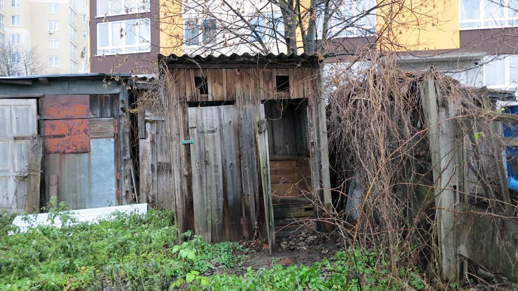 Калининград: удобства – на улице
