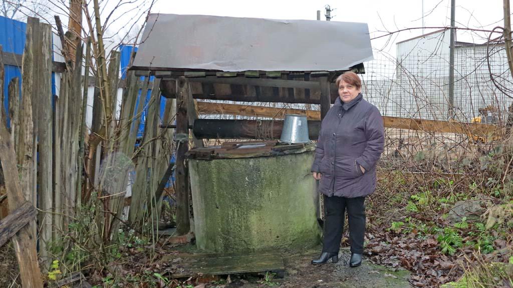 Калининград: вода – из колодца